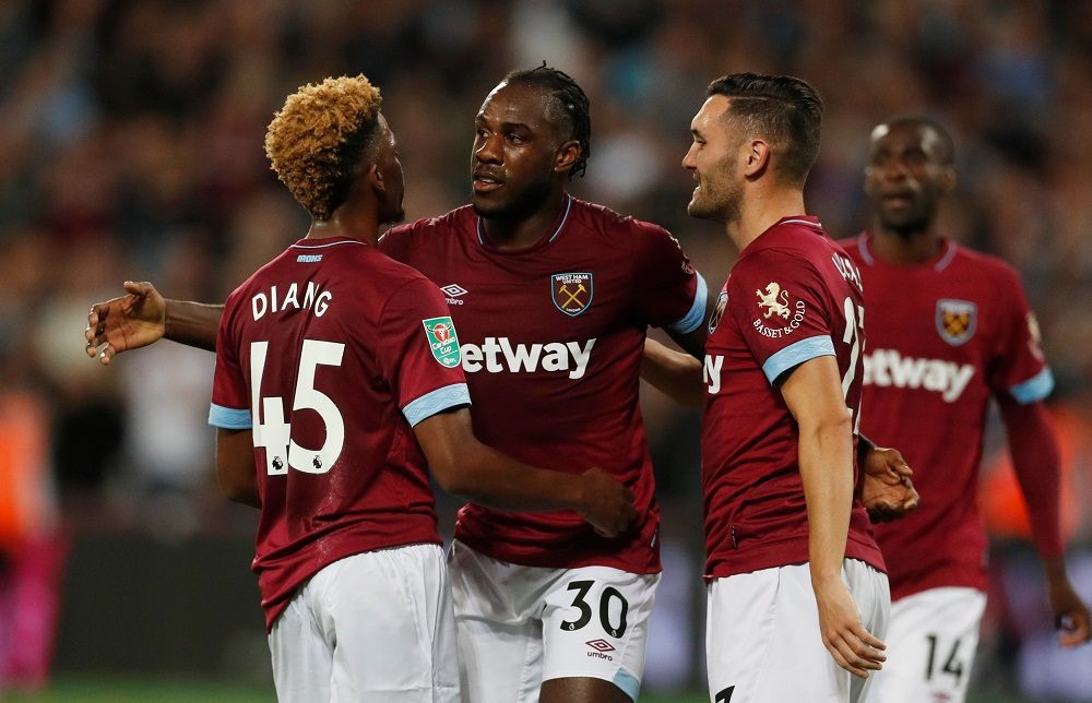 Insider Provides Positive Injury Updates On Three West Ham Stars But There's Bad News On Anderson