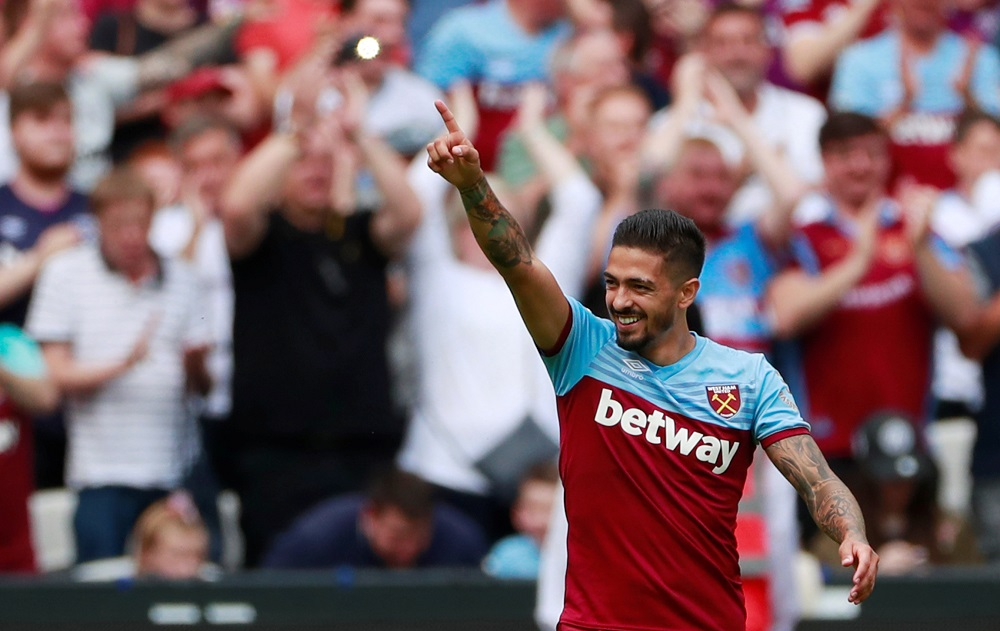 Latest West Ham Injury Report For The Week: Updates On Lanzini And Noble