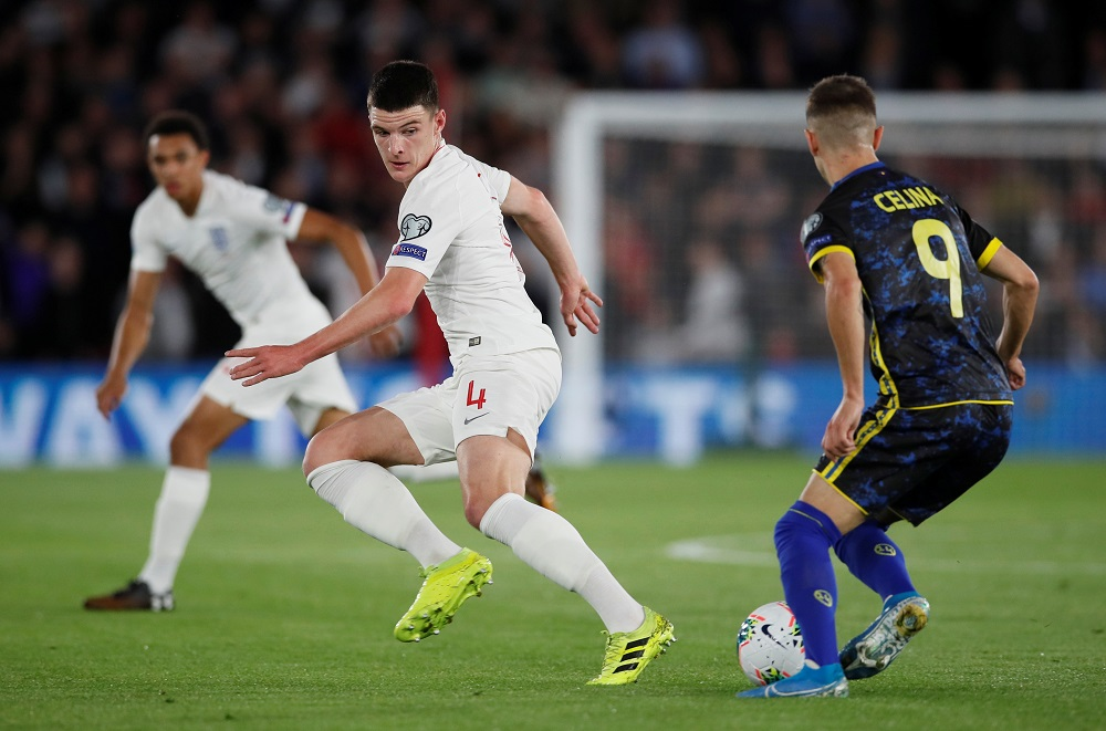 REPORT: Declan Rice 'Unlikely' To Sign New Contract After West Ham Refuse To Break Club Policy