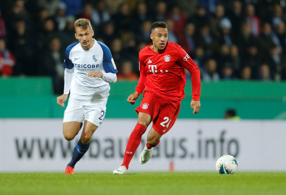 Corentin Tolisso Makes Decision On His Future Amid West Ham, Arsenal And United Transfer Rumours