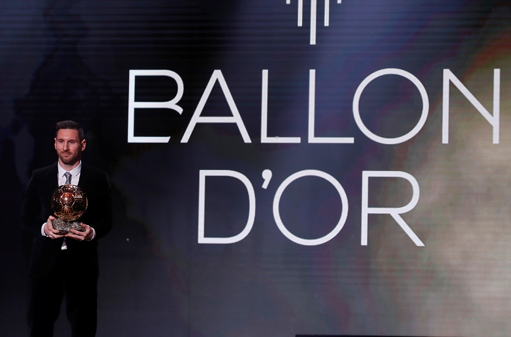 The Top FIVE Bookies Favourites To Win The 2021 Ballon d'Or
